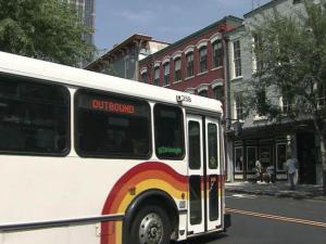 Capital Area Transit bus, CAT bus