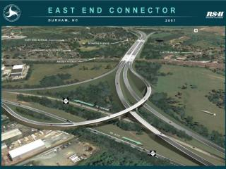 East End Connector (Courtesy of ncdot.gov)
