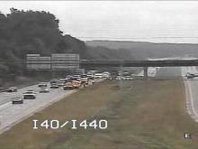 Backup: I-40 at I-440
