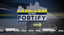 IMAGE: 'Fortify' lane closures slow I-40 commute from Johnston
