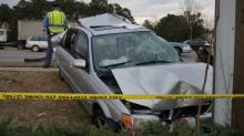 Capital Boulevard crash