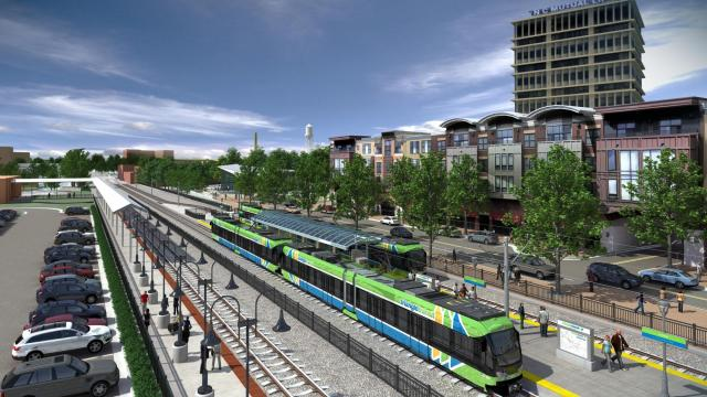 Catch 22 Triangle Democrats Upset Over Light Rail Funding Hit Wral