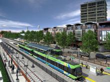Feds approve project development for light rail