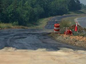 Construction on the U.S. Highway 401 bypass in Rolesville has been delayed until at least September.