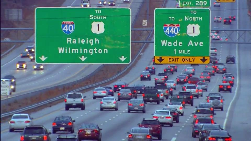 Streaming Triangle traffic camera video :: WRAL.com