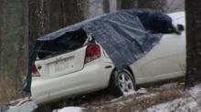 US Highway 64 wreck