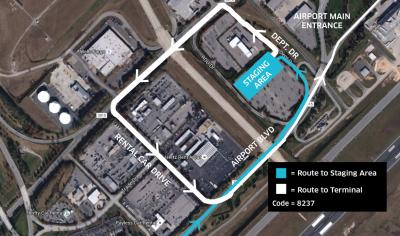 Effective Dec. 1, 2015, Uber drivers and passengers will have easier access to Raleigh-Durham International Airport.
