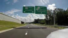 New section of I-295 opens near Fayetteville