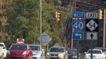 IMAGE: Officials: Traffic relief for NC 54 'can't come fast enough'