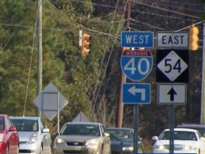 Despite officials' plans to alleviate the traffic congestion on NC-54 between Durham and Chapel Hill, city leaders, business owners and residents are worried that the change will come slowly.