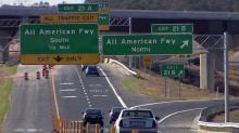 I-295, Interstate 295, Fayetteville loop highway