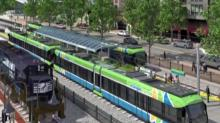 IMAGE: Durham-Orange light rail is coming, not all are on board