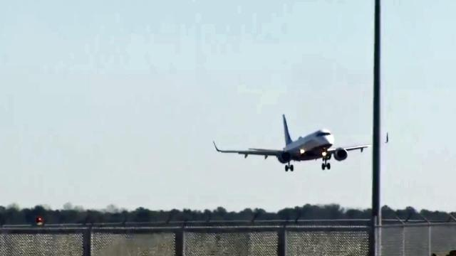 """The """"Vision 2040"""" construction project is underway at Raleigh-Durham International Airport."""