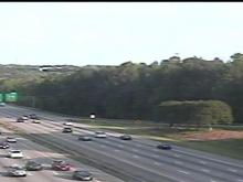 Police presence causes traffic delay on I-40 in Cary