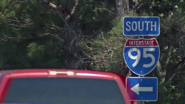 Two sections of Interstate 95 will be widened to eight lanes in the next decade, according to the updated draft of the North Carolina Department of Transportation's 10-year plan.