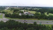 IMAGE: Proposed project to widen I-440 could shrink Meredith College campus