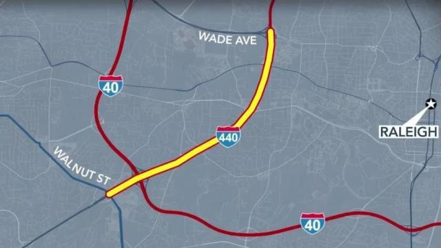 Get Ready For More Work On Raleigh S I 440 Wral Com