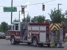 Gas leak closes eastbound lanes of Glenwood Avenue in Raleigh