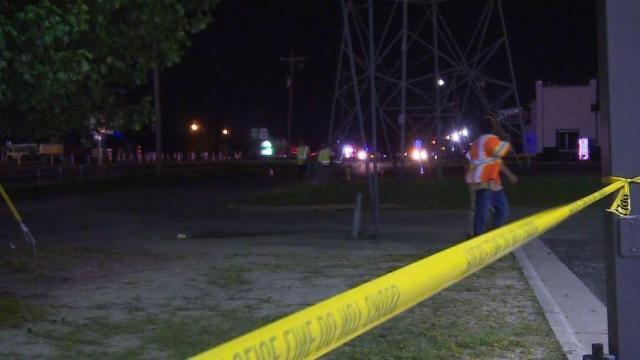 Gas leak closes Gillespie Street in Fayetteville