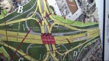 Beltline drivers in Raleigh could soon see 'diverging diamond' at Western Blvd.