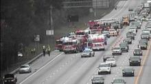 IMAGE: Virginia woman killed in I-40 crash in Raleigh