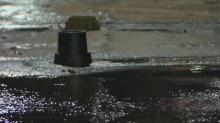 IMAGE: 'Brutal cold' blamed for Raleigh water main break