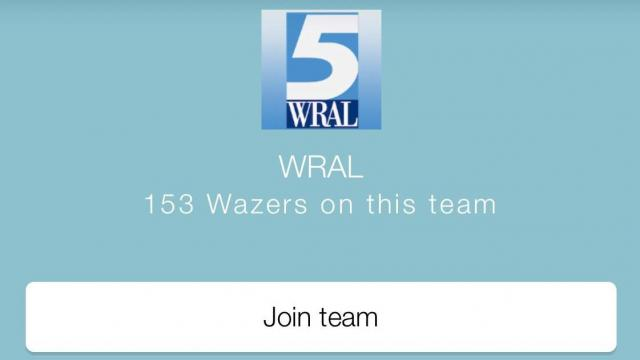 How to join the WRAL Waze Team :: WRAL com