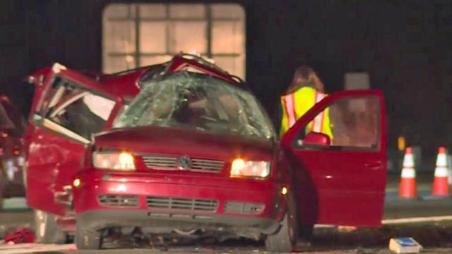 Crash causes major traffic delays near Cary :: WRAL com
