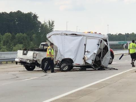 Man killed, son injured in NC 540 crash in Cary :: WRAL com