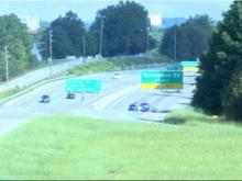 Police activity closes I-440 near New Bern Avenue in Raleigh