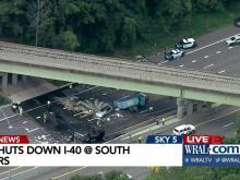 I-40 Coverage :: WRAL com