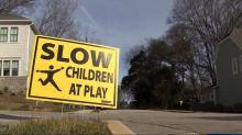 IMAGE: Raleigh homeowners want city leaders to reduce speed limits
