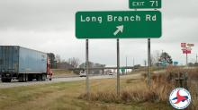 IMAGE: Long Branch Road exit off I-95 in Dunn closes for 1 year for widening project