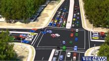 IMAGE: Dynamic left turn signals to relieve traffic during peak hours in Cary, Clayton