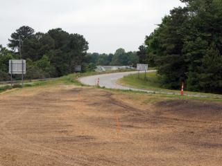 Ongoing work associated with the Fortify project in south Raleigh will force a traffic shift on Hammond Road beginning Tuesday, May 20, 2014.