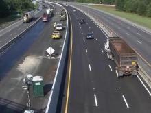 Drivers navigate new Fortify lane shift