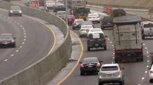 IMAGE: Final traffic patterns emerge as crews near end of I-40 rebuild