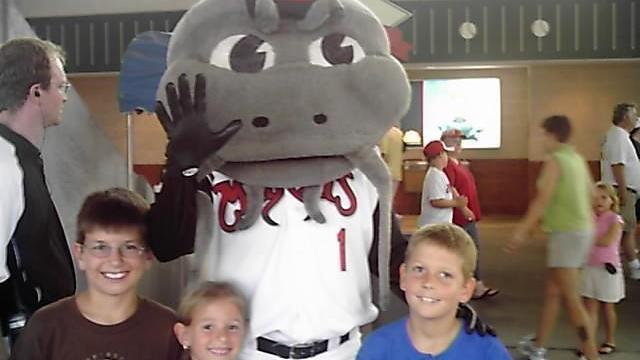 Photo by: K.Heath. We love Muddy the Mudcat!!!!