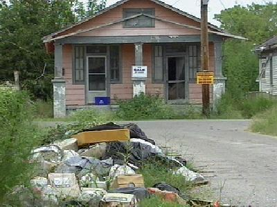 Life Still Difficult In Big Easy Year After Katrina