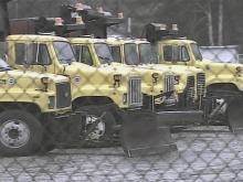 Road Crews, Highway Patrol on Alert for Winter Weather