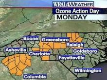 Triangle Sees First Ozone Warning of Summer