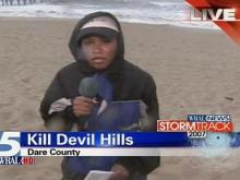 WRAL's Report From the North Carolina Shore