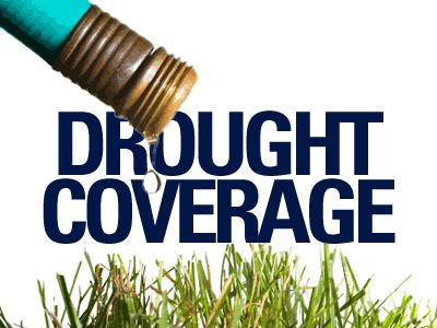 Drought Coverage logo