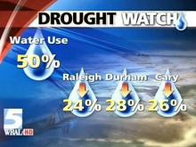 Rains Dampen Drought, Not Calls to Conserve Water