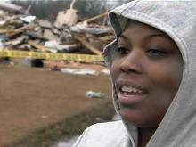 Tornado Survivor: 'By the Grace of God, I Got Out'
