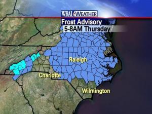 Frost Advisory