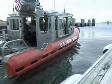 Riding with the Coast Guard