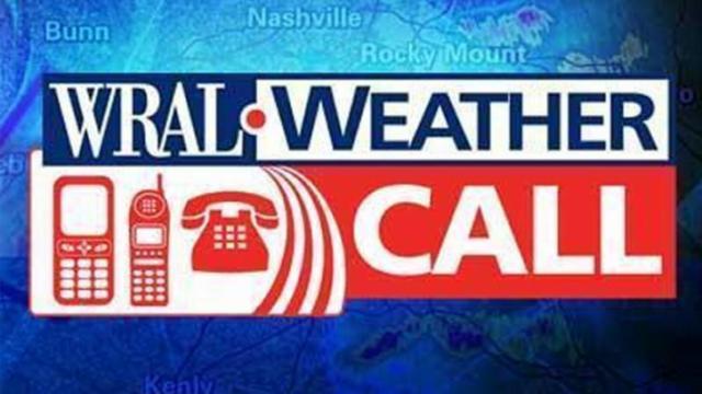 WRAL WeatherCall