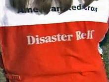 Red Cross offers aid across storm-damaged area