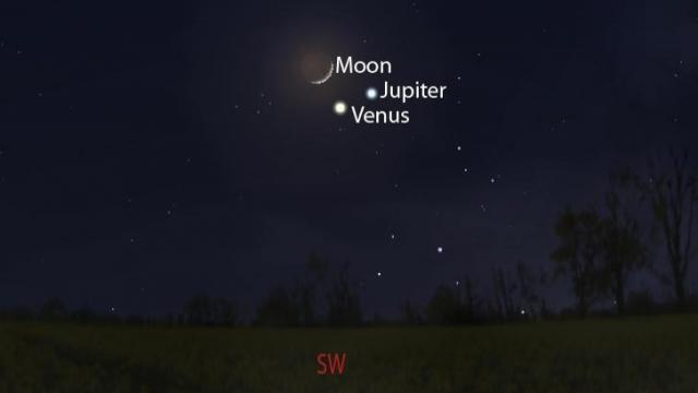 Image courtesy of Stellarium (http://stellarium.org/), edited by Wilson Andrews.